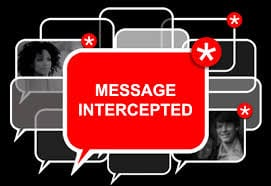 Intercepted Message, Privacy Violation