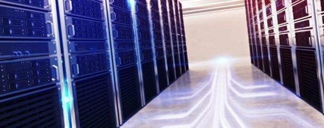 A server environment