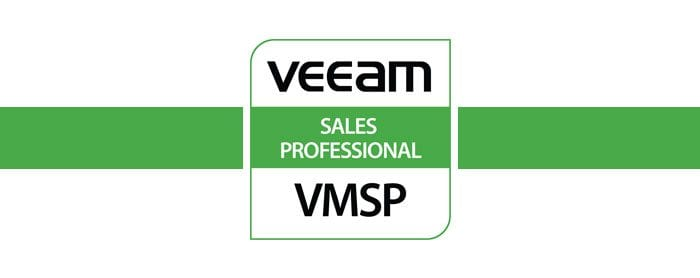 Veeam Sales Professional | VMSP | Certifications | Loyal IT Technology Solutions