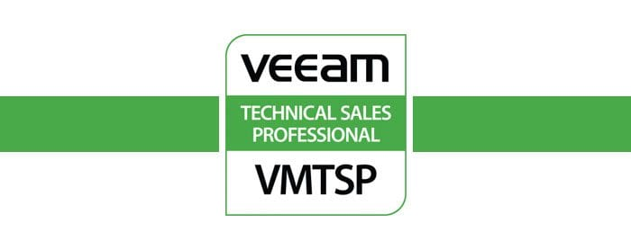 Veeam Technical Sales Professional | VMTSP | Certifications | Loyal IT Technology Solutions